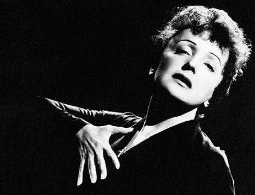 Edith Piaf…