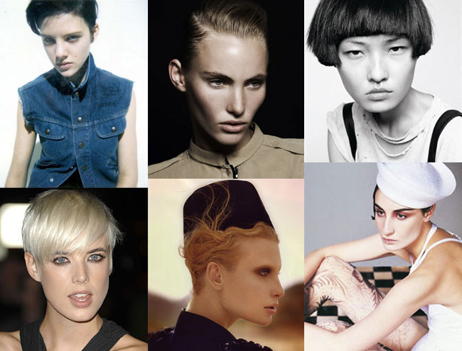 Androgynous-models