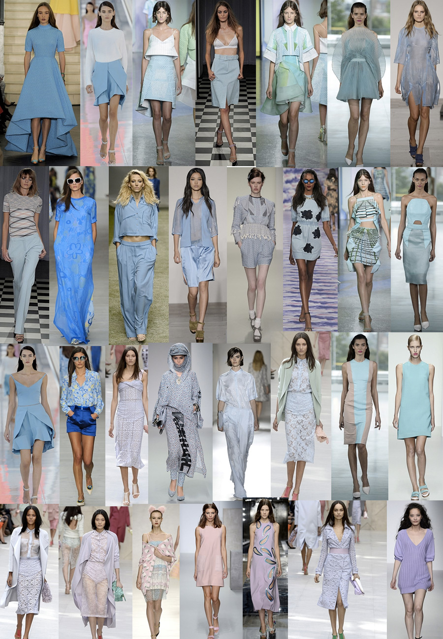 London Fashion Week Ss14 Highlights Star Sign Style
