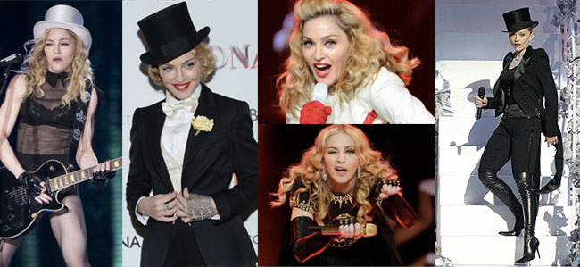 analyzing madonna s career No one can seriously doubt madonna's popularity, just like no one  the  extensive career of madonna makes compilations more relevant to the.