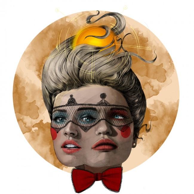mustafa-soydan-zodiac-illustrations-gemini