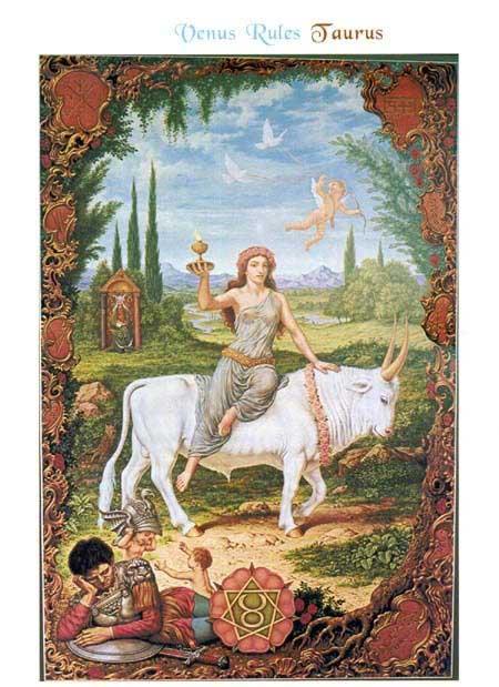 Johfra-Bosschart-Taurus-painting