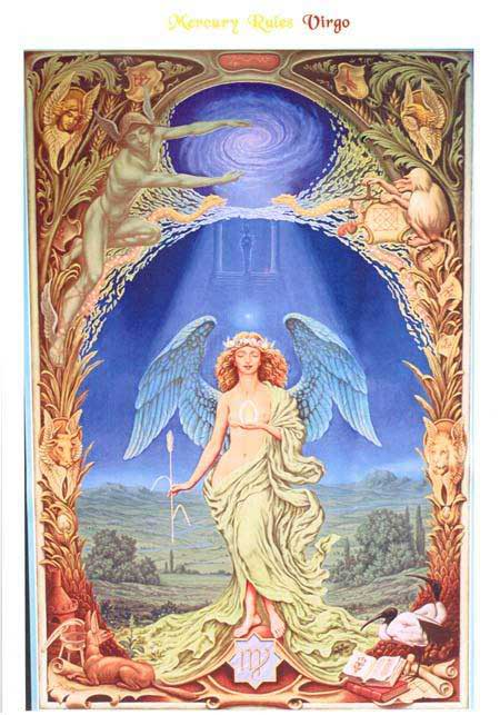 Johfra-Bosschart-Virgo-painting
