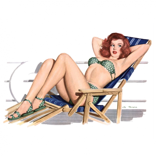 Zodiac-Pin-Up-Girls-Sagittarius