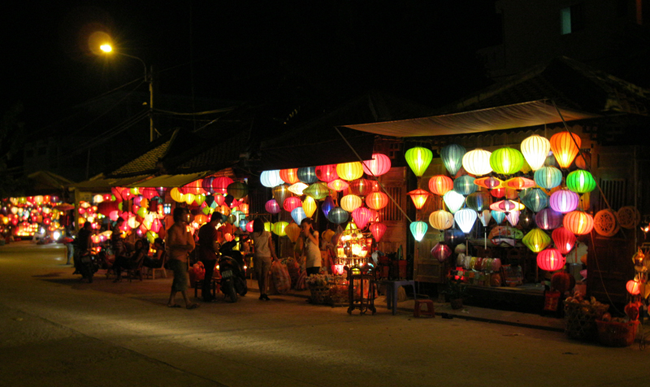 Guide To The Hoi An Full Moon Festival