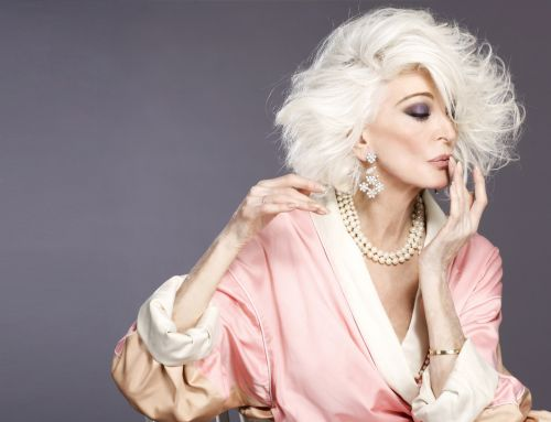 Carmen Dell'Orefice…