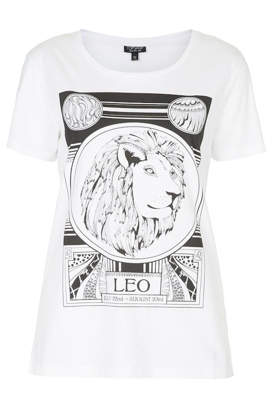 Topshop Zodiac Leo