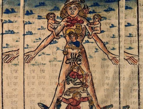 Astrology And The Body