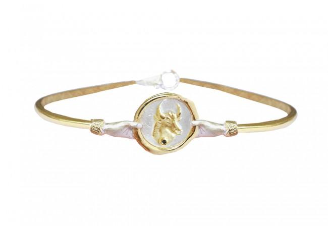 Zodiac-Bangle-Taurus