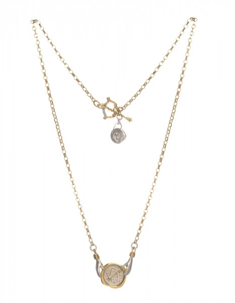 Zodiac-Necklace-Sagittarius