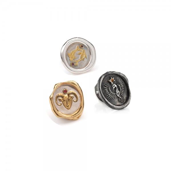 Zodiac-Pins-pisces-aries-scorpio