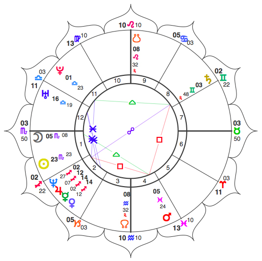 Mylo Carbia birth chart