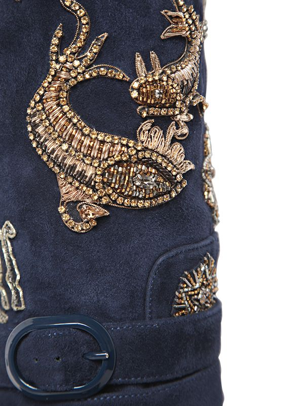 astrology shoes � emilio pucci zodiac boots
