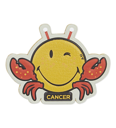 Anya Hindmarch Zodiac Stickers Cancer