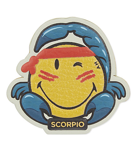Anya Hindmarch Zodiac Stickers Scorpio