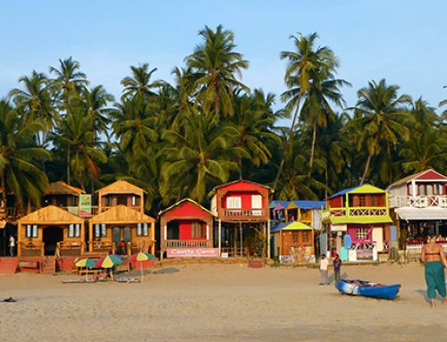 Goa, India…