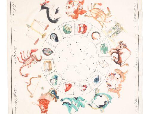 Zodiac Scarf…