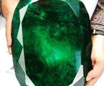 Cleopatra Emerald Taurus Gemstone