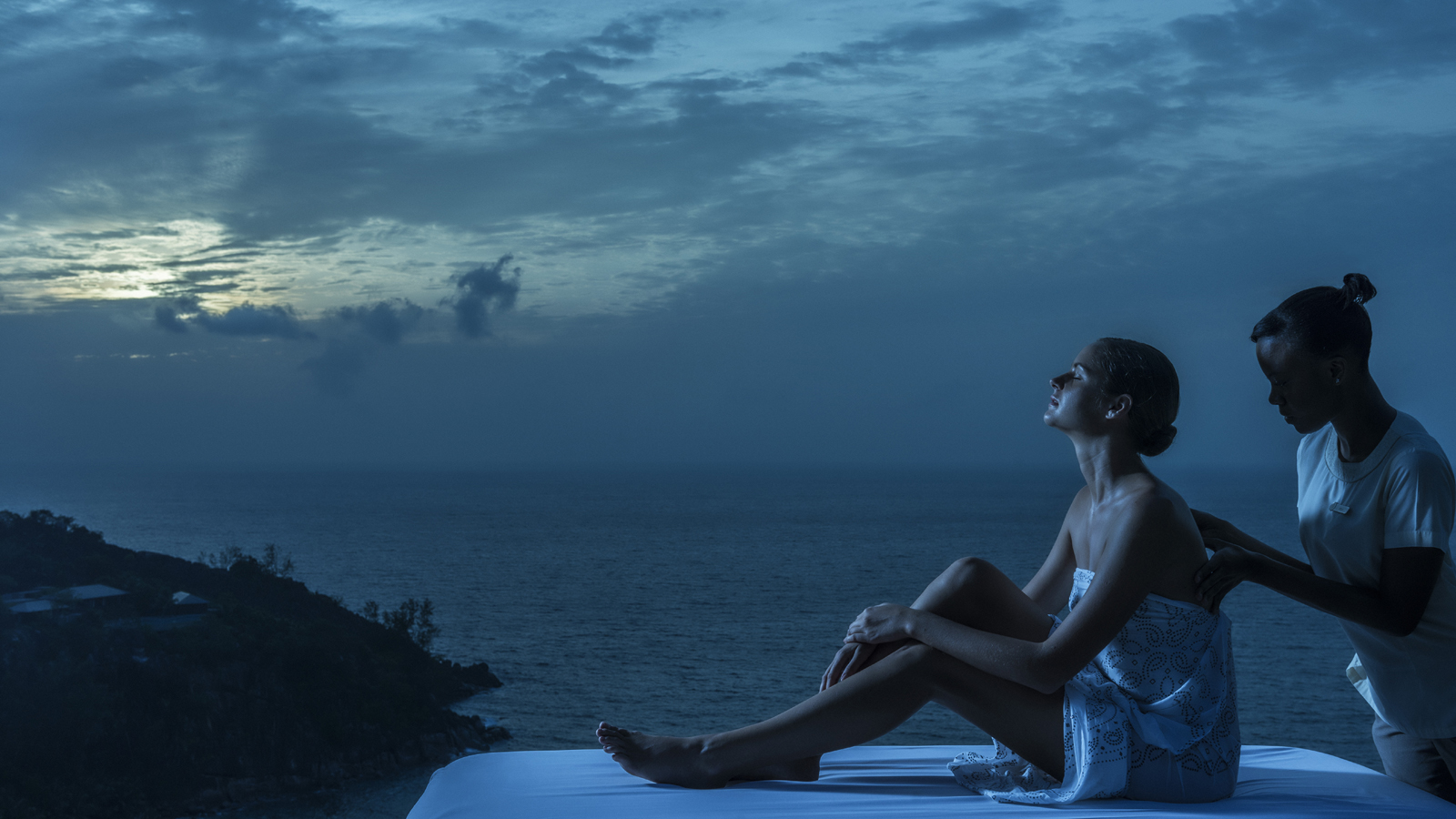 A Full Moon Massage At The Four Seasons In The Seychelles