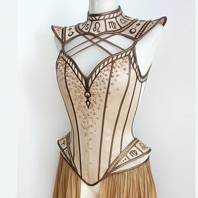 zodiac-corset
