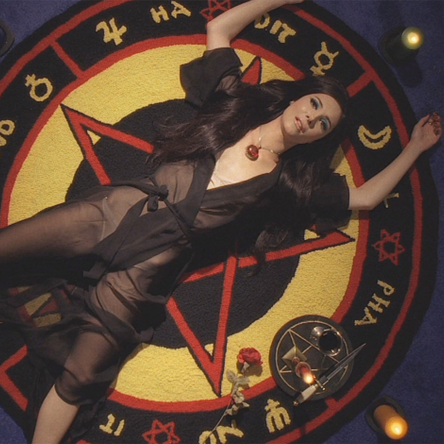 The Love Witch Astrology Rug