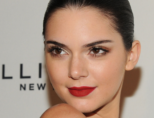 Kendall Jenner…