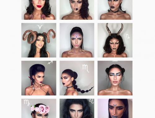 Starlit Astrology Makeup