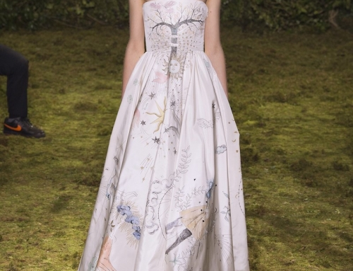 Astrology At Dior, Spring Summer 2017