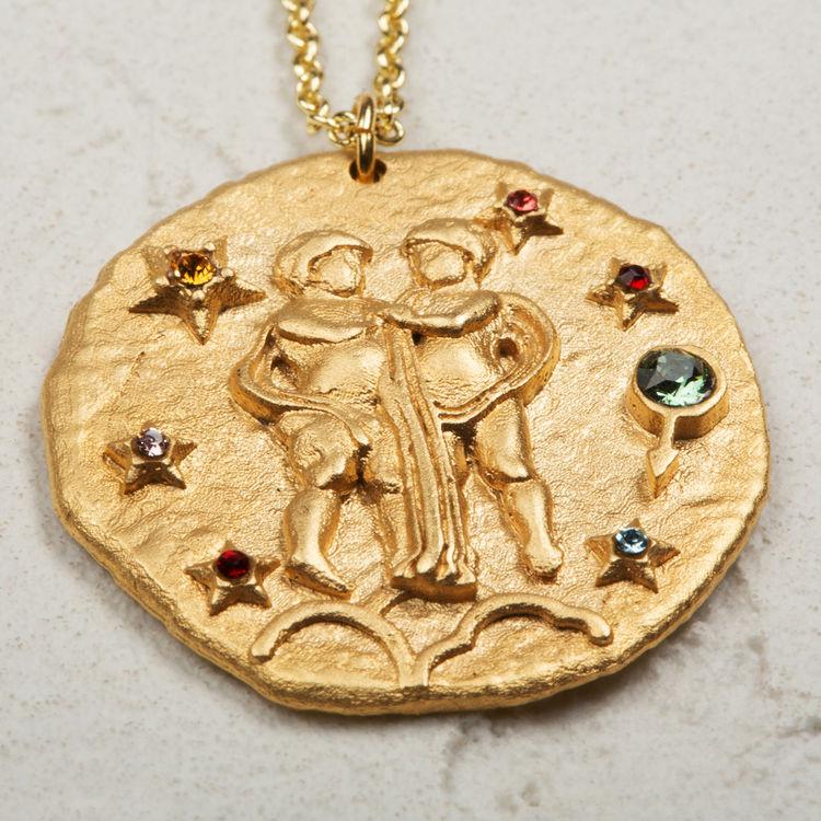 Zodiac Accessories And Astrology Style Gemini Jewelry