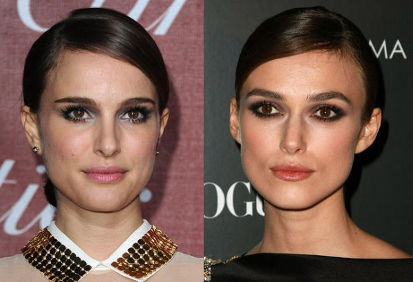 Natalie Portman And Keira Knightley Astrology Doppelgänger
