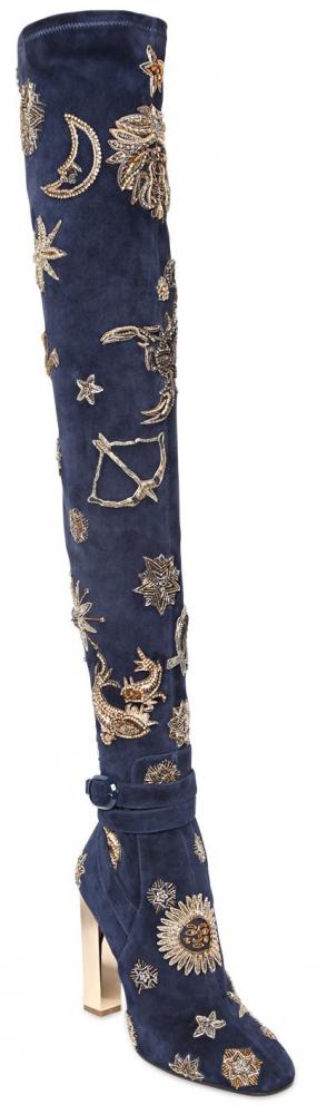 Astrology Shoes Emilio Pucci Zodiac Boots