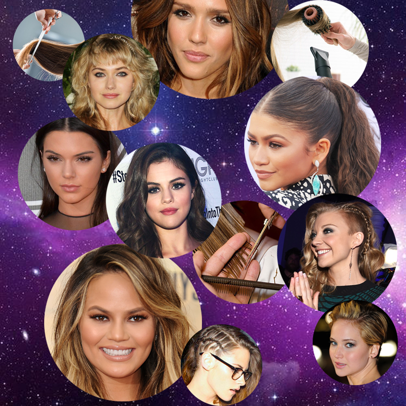 Hair Horoscopes Zodiac Hairstyles Cuts And Colour Styles
