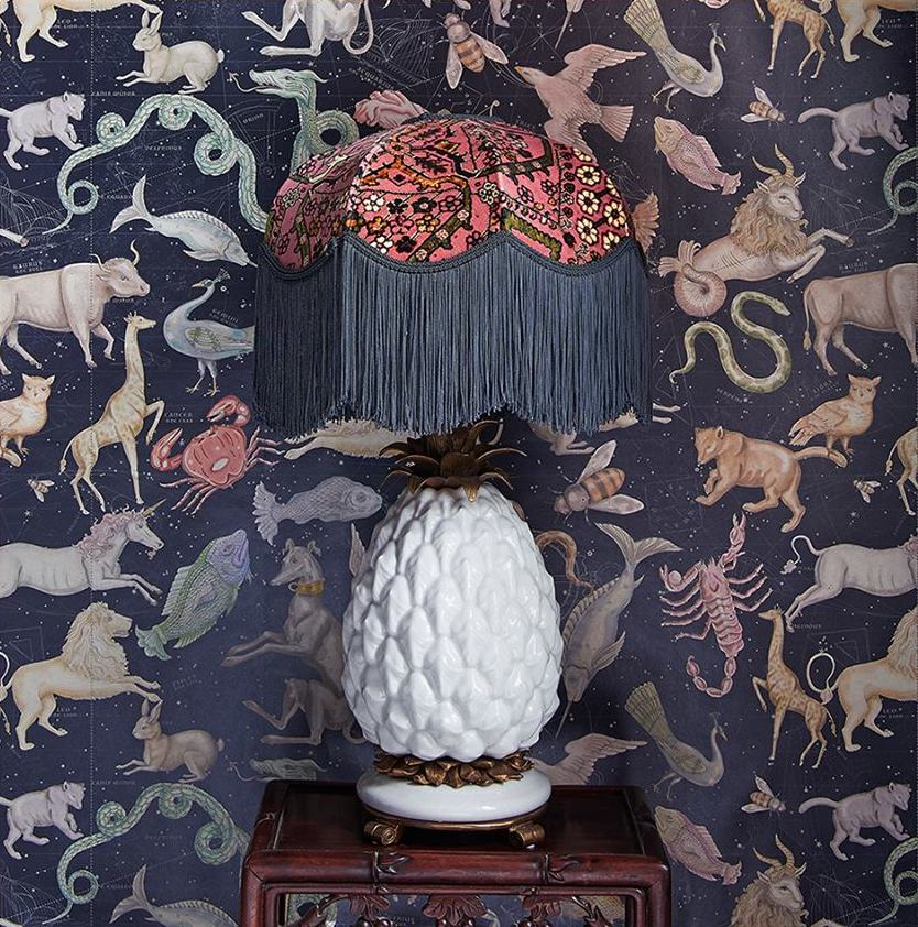 House Of Hackney Astrological Wallpaper Star Sign Style