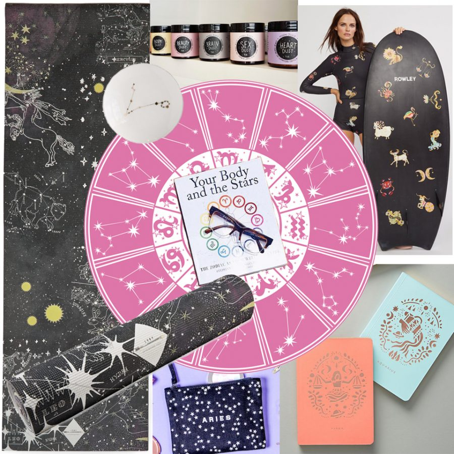 Astrological Gift Inspiration – Zodiac Wellness Buys For Your Cosmic
